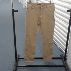Eric gold jean pants sz. 8